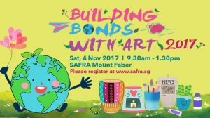 Building Bonds With Art 2017 At SAFRA Mount Faber