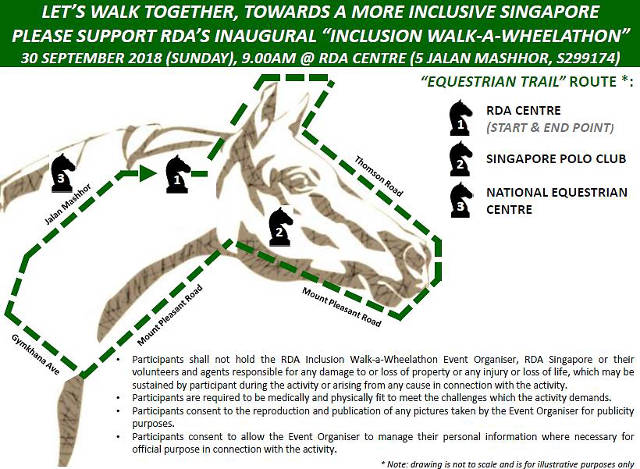 Inclusion Walk-a-Wheelathon