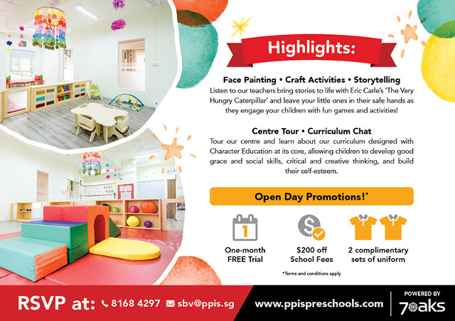 PPIS SBV-Open Day