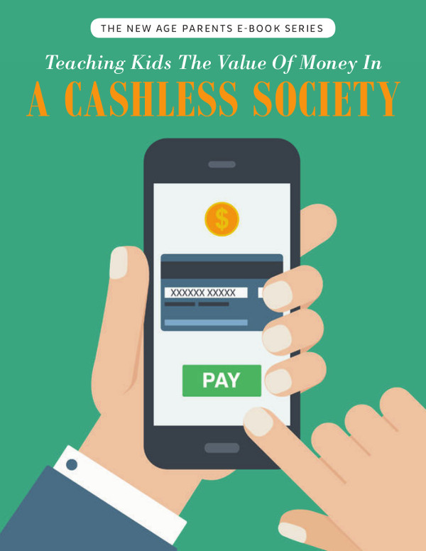 Teaching Your Child The Value of Money in a Cashless Society