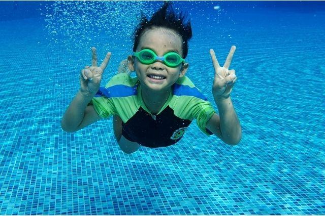 The Aquatics Swim School Singapore
