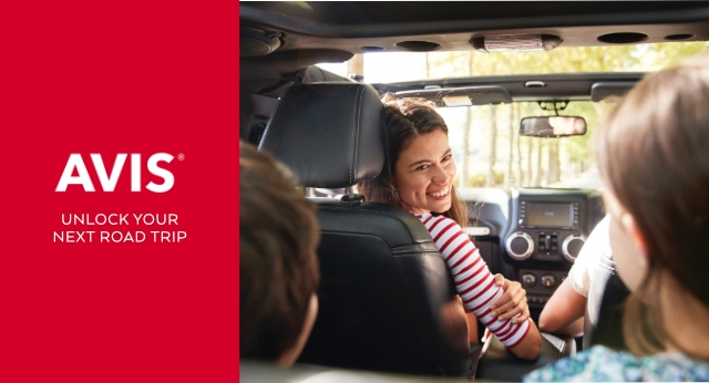Avis Car Rental Family Road Trip Singapore