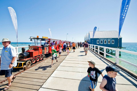 Busselton Jetty places to visit in Perth