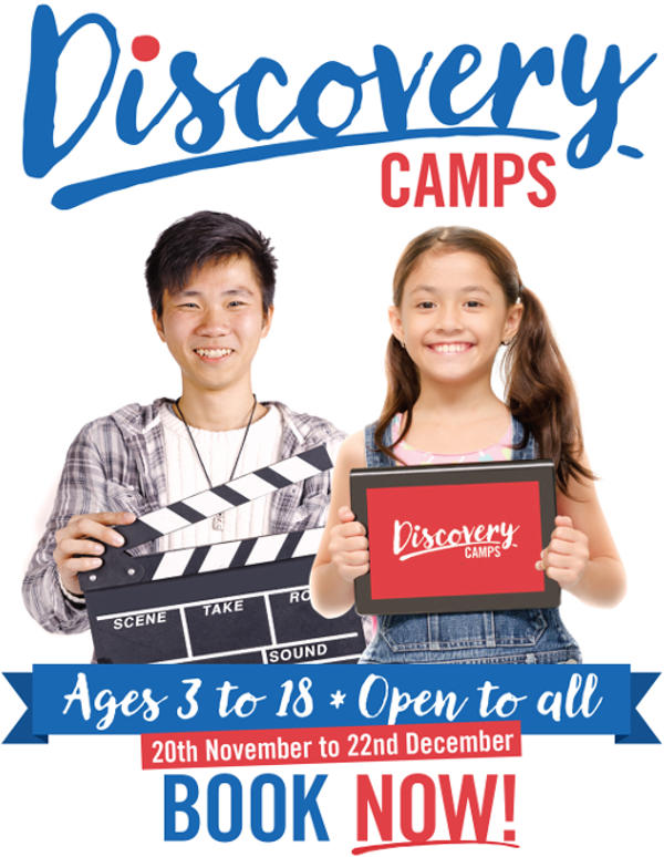 Discovery Camps 2017