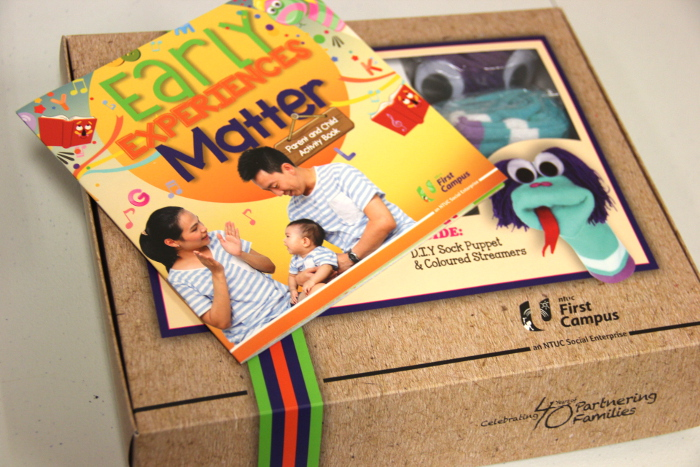 Early Experience Matters Activity Book