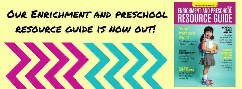 Enrichment guide 18 FB cover