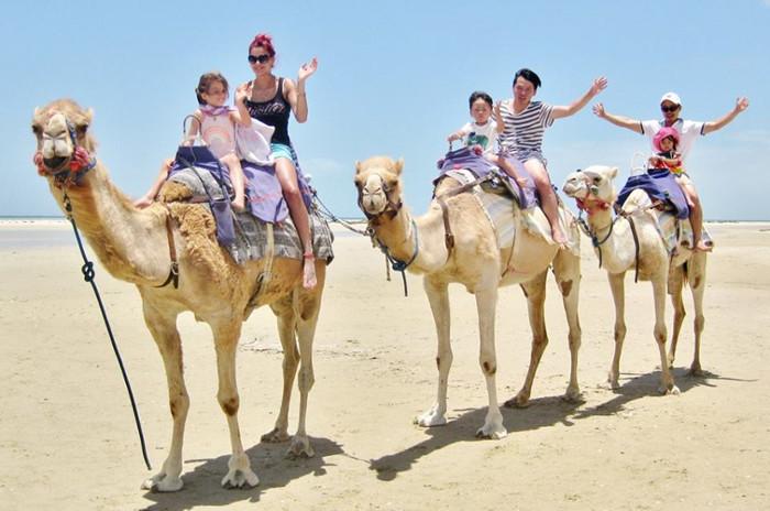 Fun Kid-Friendly Destinations in Perth Camel Safari