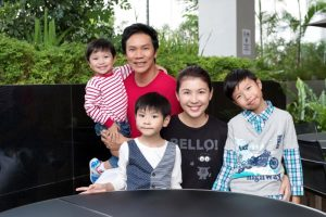 Hindsight Parenting: Actor Brandon Wong Reflects On His Parenting Journey
