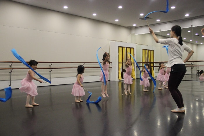 Jitterbugs Singapore Classical Ballet