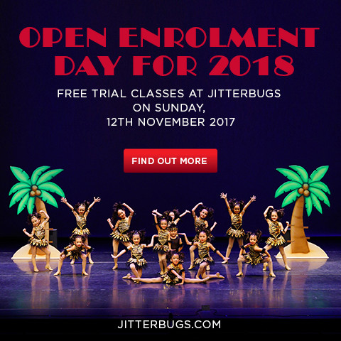 Jitterbugs open enrolment day for 2018