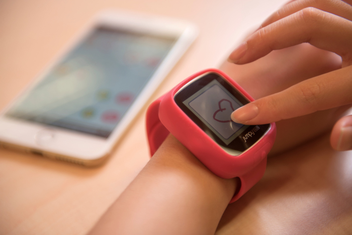 Jumpy Plus smartwatch for kids
