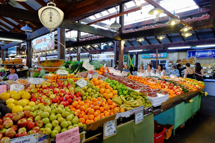 Places to visit in Perth - Fremantle Markets