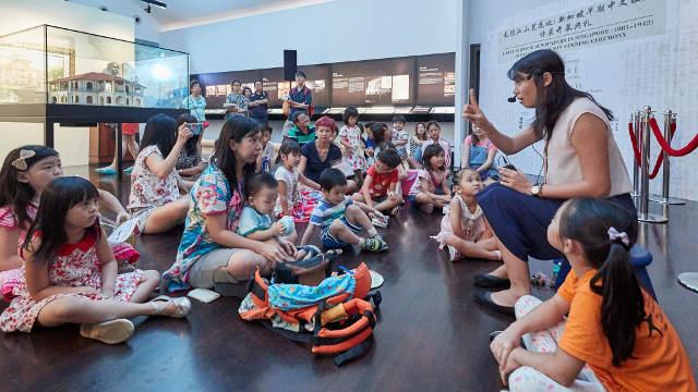 Wan Qing Festival Culture Fest Stories for Children