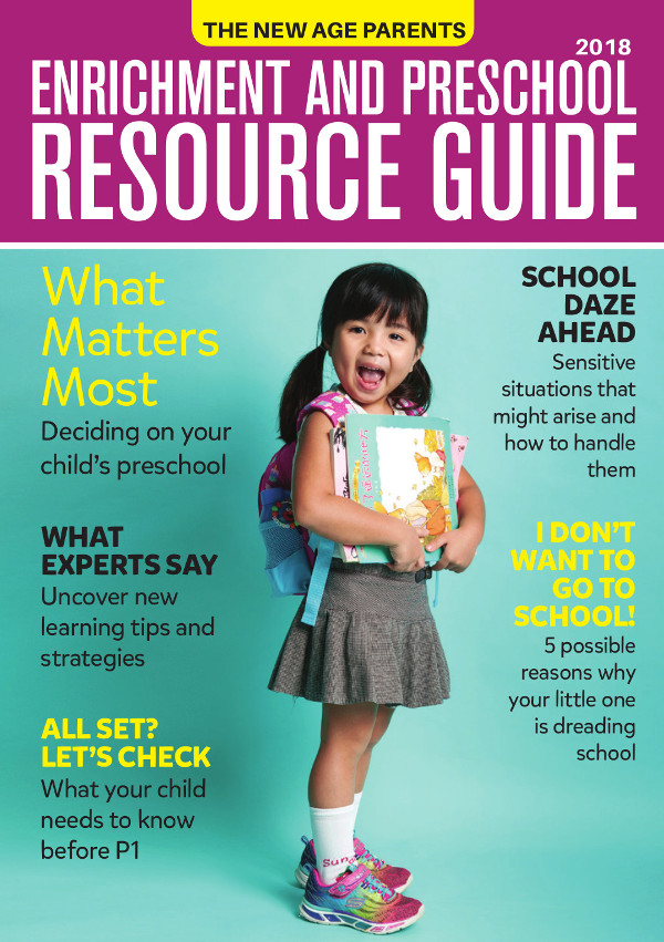 enrichment and preschool guide parenting