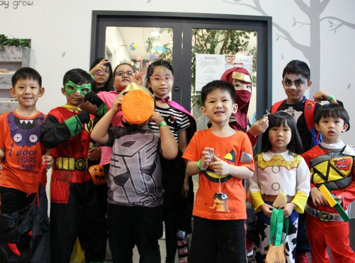 explorerkid Spooktakular Halloween event