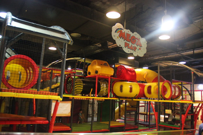 explorerkid indoor playground mega play