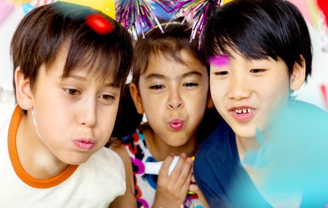 kidz amaze celebration package