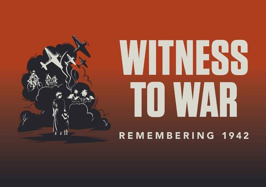 witness to war remembering 1942
