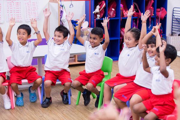 British Council Pre-school Singapore