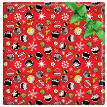 Character Gift Wrappers