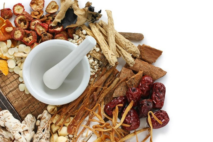 Chinese Herbs For A Bloated Stomach