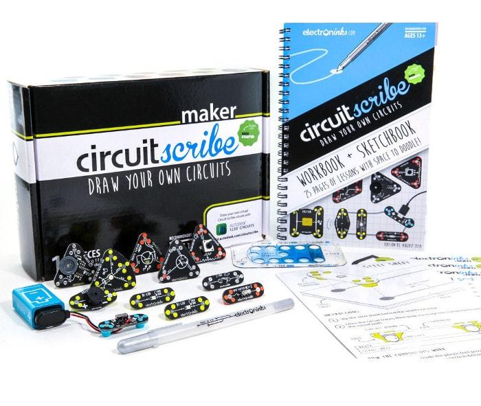 Circuit Scribe Maker Kit (credit - Circuit Scribe)
