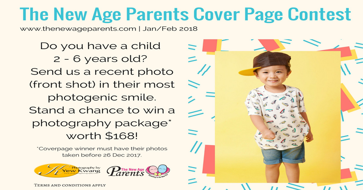 Coverpage Kids Photo Contest November 2017
