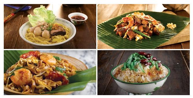 Malaysia Food Street Market RWS Food
