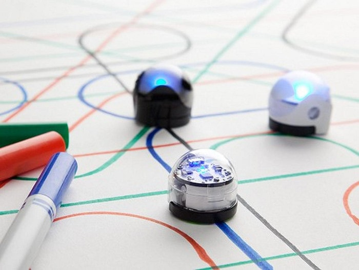 Ozobot (credit - ZDNet)
