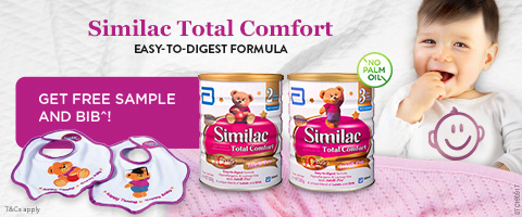 Similac Total Comfort Easy to digest formula