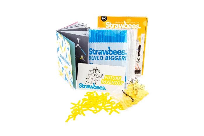 Strawbees Maker Kit (credit - Strawbees)