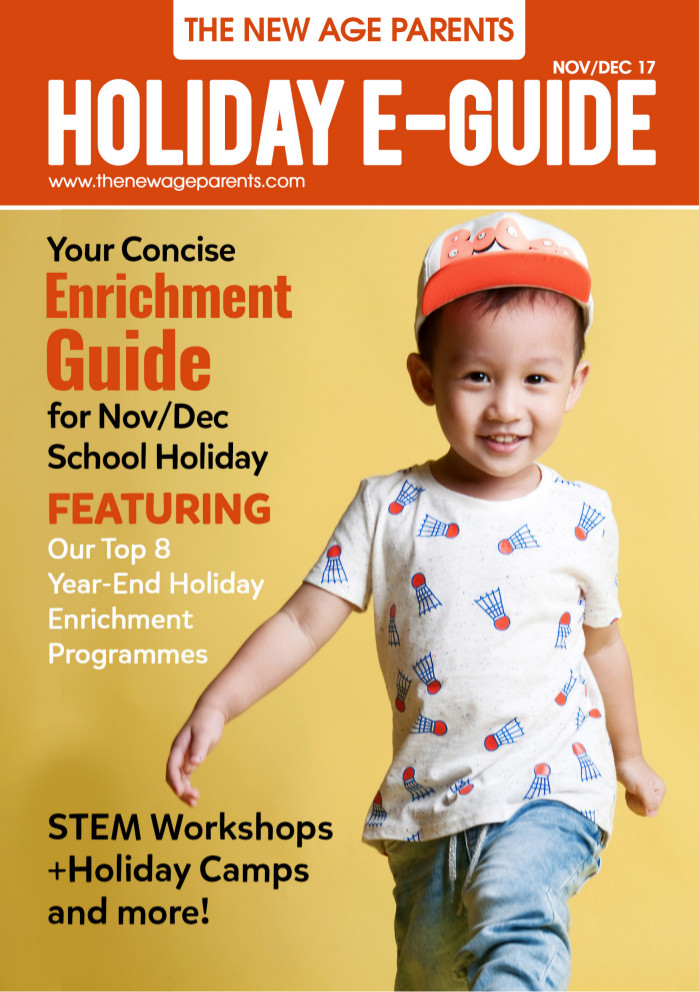 The New Age Parents Nov Dec Holiday E-guide 2017