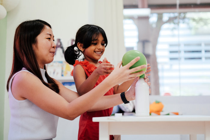 Thinker Tinkers STEM for kids Singapore