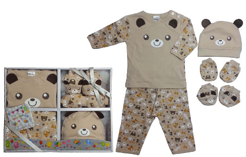 Tollyjoy Gift set teddy bear