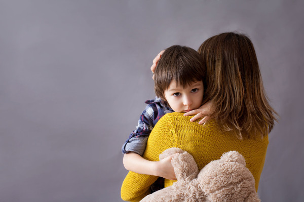 What To Do With A Clingy Child