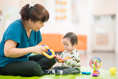 What does a quality infant care centre look like