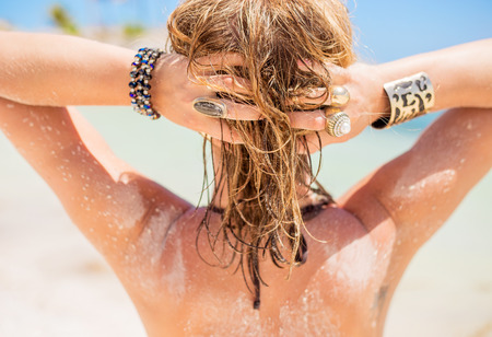 hair-myths-Overexposure-to-the-sun-can-cause-hair-loss