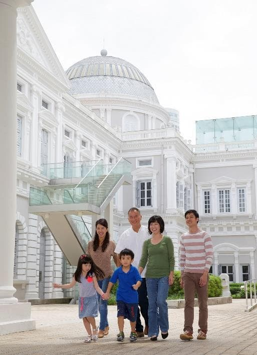 Celebrating Grandparents Day With Families For Life At The National Museum