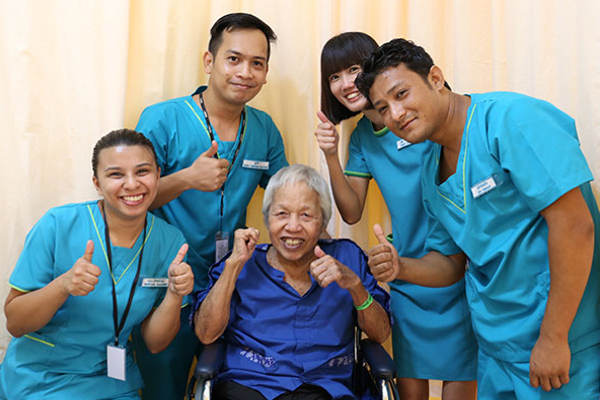 NTUC Health Nurses Career Growth