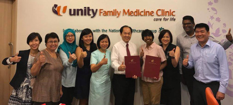 NTUC Health legal binding agreement with Healthcare Services Employees' Union