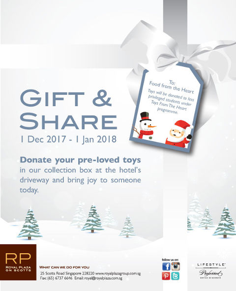 royal plaza on scotts gift and share