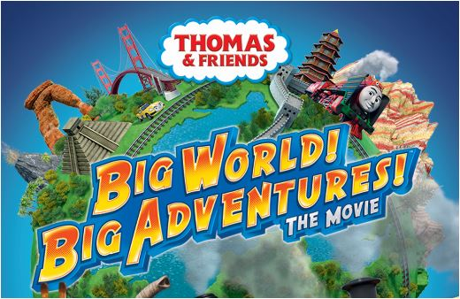 Thomas & Friends Big World! Big Adventures! Family Day Fiesta