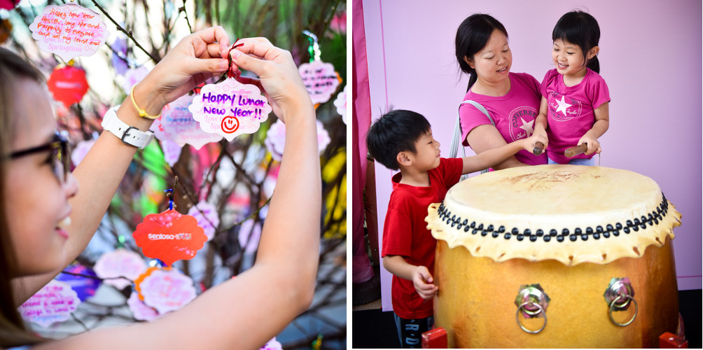FUN-Tastic Fortune Awaits Sentosa Jan - Mar 2018