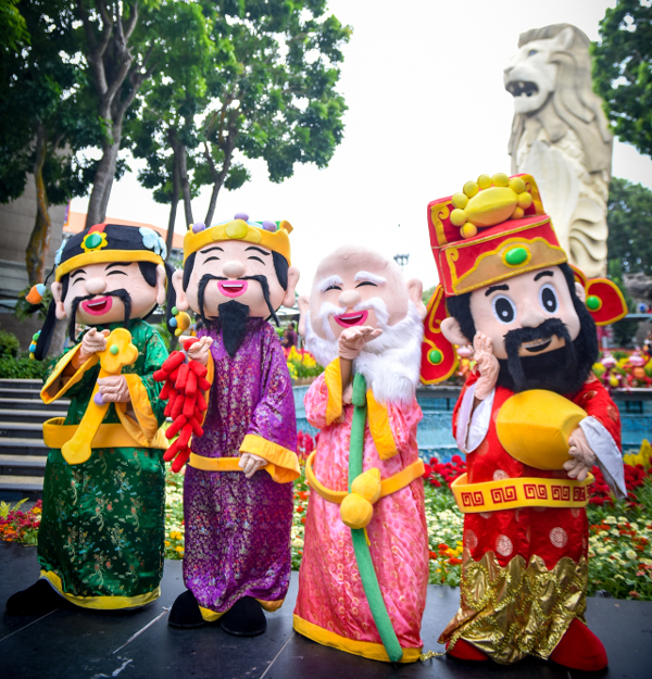FUN-Tastic Fortune Awaits You On Sentosa: 8 Reasons To Visit Sentosa This Chinese New Year