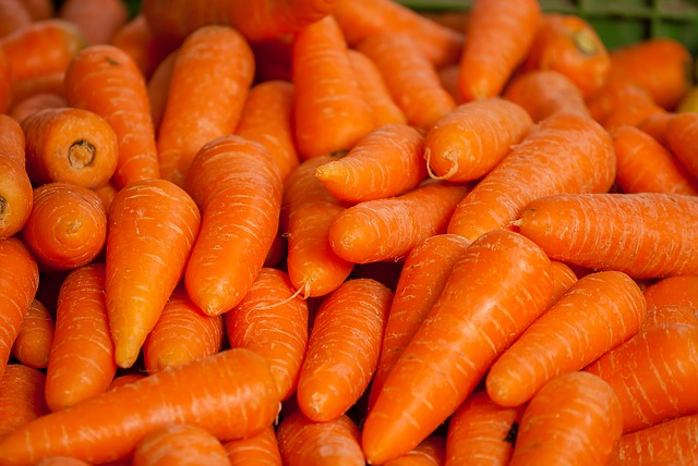 Foods to increase breastmilk carrot