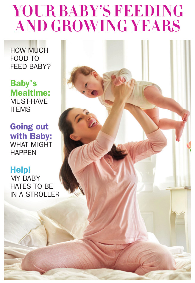 Infantino E-book Your Baby's Feeding and Growing Years