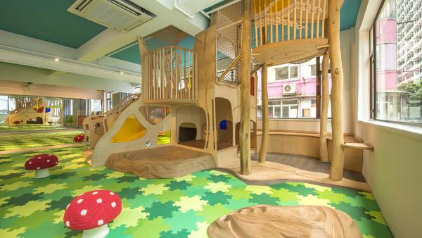 Kid-Friendly Places In Hong Kong Baumhaus