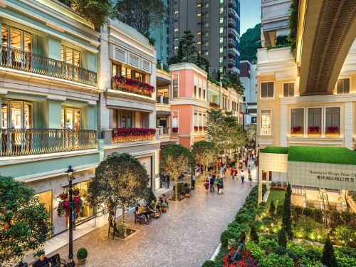 Kid-Friendly Places In Hong Kong Lee tung avenue