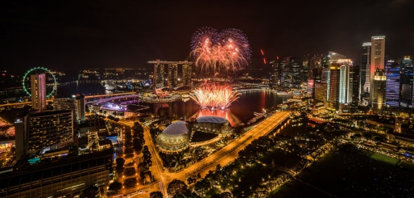 MBS Fireworks