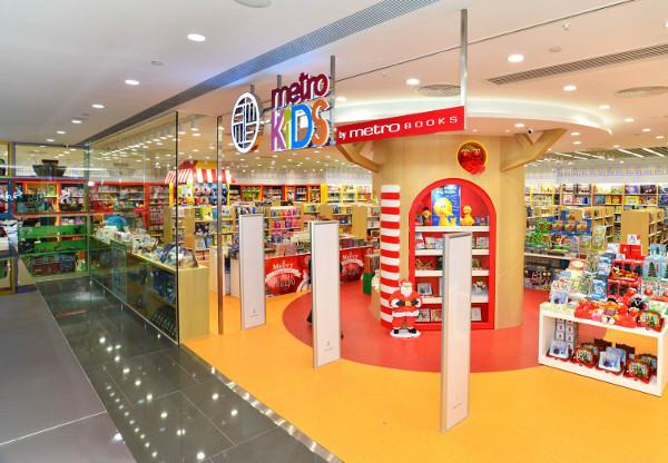 MetroKids by Metrobooks Kid-Friendly Places In Hong Kong
